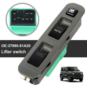 Console-commutateur-principal-fenetres-37990-81A20-pr-Suzuki-Jimny-Carry-G