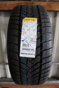 1-Neuen-Winterreifen-255-45-R20-105V-Dunlop-WinterSport-5