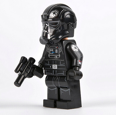 Lego TIE Fighter Pilot 75095 Printed Arms UCS Star Wars Minifigure