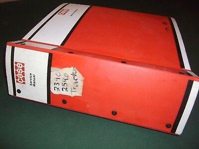 IT Shop Case 1194 Tractor Service Manual Patio, Lawn & Garden ...