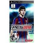 Pro Evolution Soccer 2010 (Sony PSP, 2009)