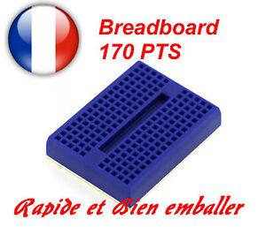 Breadboard 170 pts Couleur Bleu tiV2bbht-08125308-797238447