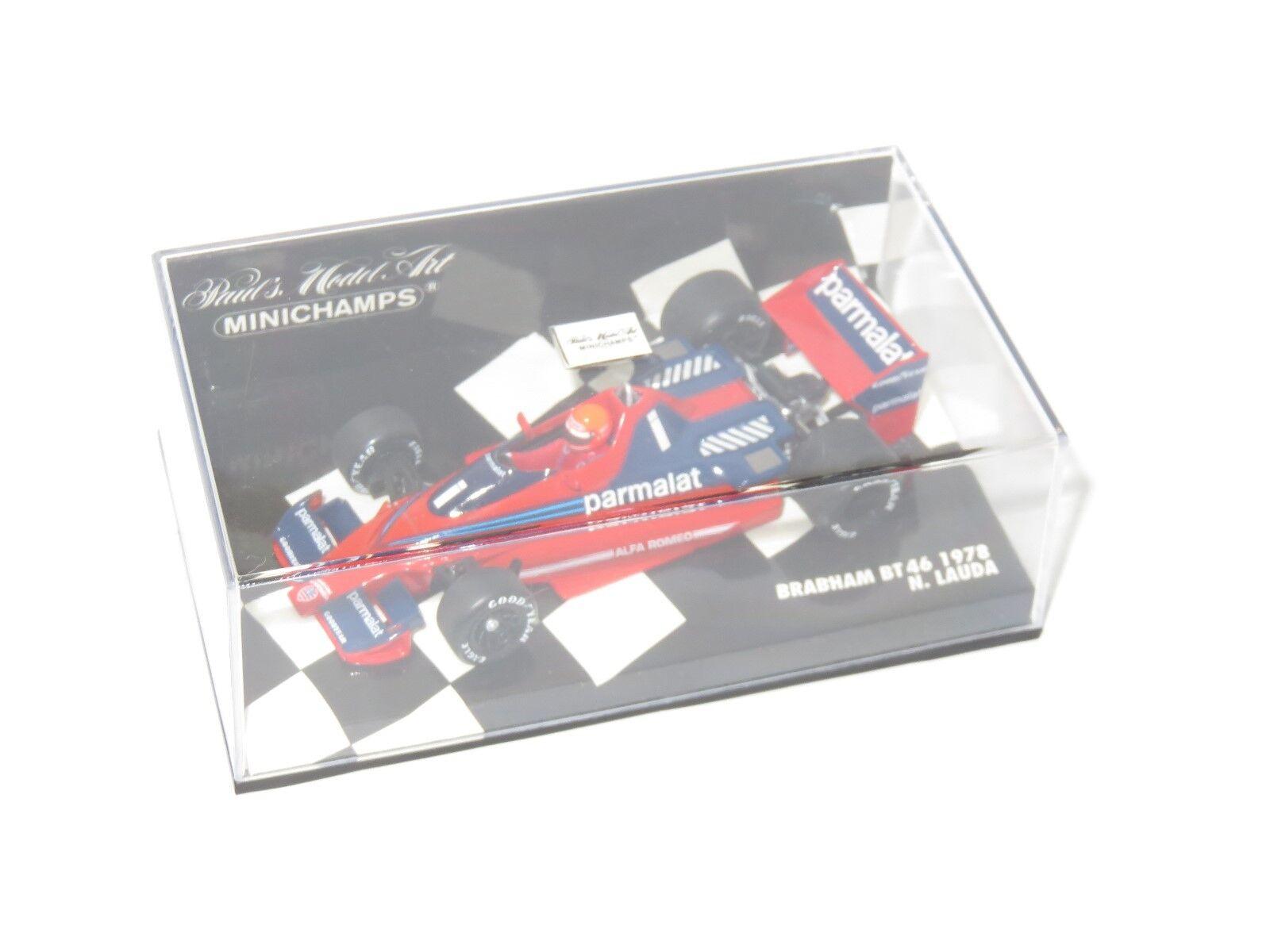 1 43 43 43 Parmalat Brabham BT46  1978 Season   Niki Lauda 768c6c
