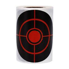 250pcs/roll Diameter 7.5 Cm Splatter Target Shooting Stickers for Hunting KW