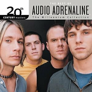 AUDIO-ADRENALINE-20TH-CENTURY-MASTERS-CD-NUOVO