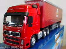 VOLVO FH ROYAL MAIL DIECAST MODEL TRUCK AND TRAILOR LORRY SAICO 1:64 NEW