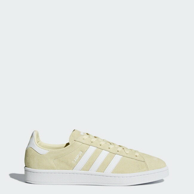 New Adidas Original Womens CAMPUS YELLOW / WHITE / WHITE DB0546 US W 5 - 8 TAKSE