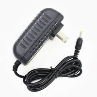 Us Adapter Charger Power Supply Cord For Stanton Scs.4dj Dj System