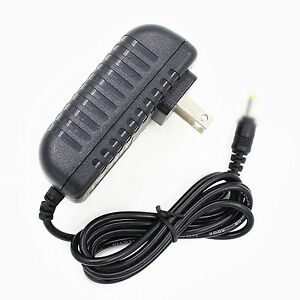 AC Adapter Charger Power Supply For 12V 0.6A Adaptor for model A31260G, A31260B