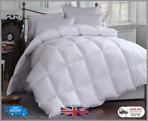 Special-Offer-Duck-Feather-amp-Down-Duvet-Quilt-Extra-Warm-15-Tog-Clearance