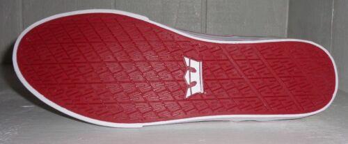 Size  12 M US. Color Tan//White Details about  /Supra Men/'s Pistol Skate Shoe