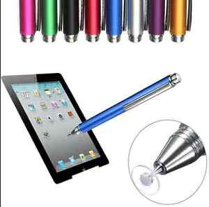 Fine-Point-Round-Thin-Tip-Capacitive-Stylus-Pen-For-iPhone-Mini-iPad-2-3-4-Air-2