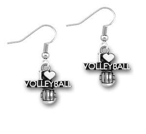 Girls Volleyball Jewelry