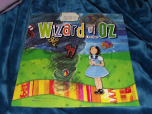 BRAND-NEW-Paperback-Book-Wizard-of-Oz-5-MInute-StoryTime-Read-Book-in-5-MInutes