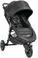 Baby Jogger City Mini GT Black/Black Standard Single Seat Stroller Strollers