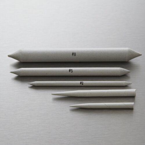 5 Tamaños mezcla tortillion muñones pasteles de carbón Dibujo Dibujo Arte ART044