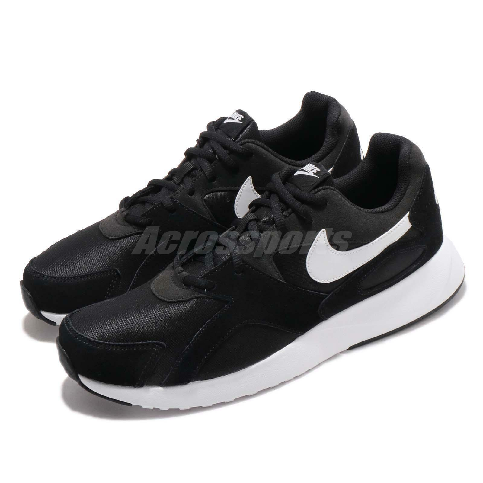 Nike Pantheos Black White Men Running Casual Lifestyle shoes Sneakers 916776-001