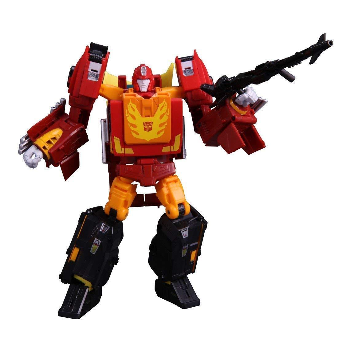 MISB in USA  Transformers Takara energia of the Primes PP08 Rodimus Prime