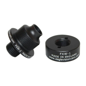 Details about Fit To FX wildcat MK1, Monsoon, Royale 400/500 1/2 UNF SHROUD  ADAPTOR FXW-1