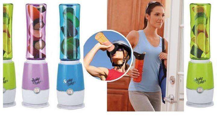 Shake n Take Juicer blender - On the go!