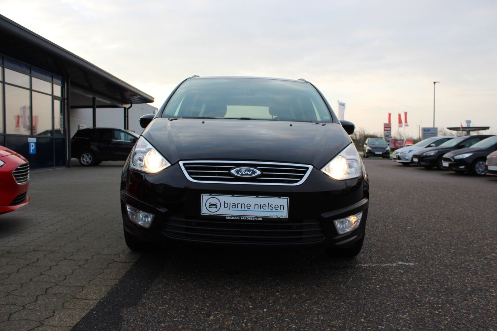 Ford Galaxy 2,0 TDCi 163 Collection 7prs - billede 11