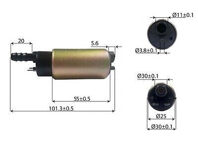 Ricambio Pompa Elettrica Per Complessivi Husqvarna Te 630 / Sms 630 2010 2011 Originale Al 100%