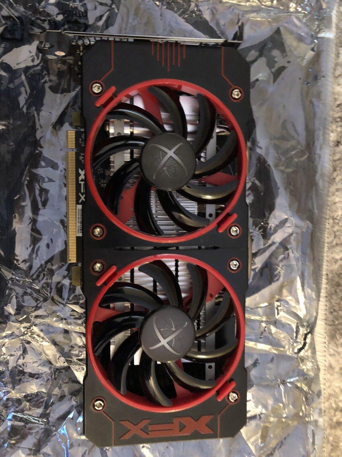 XFX AMD Radeon RX560 4GB GDDR5 Graphics Card