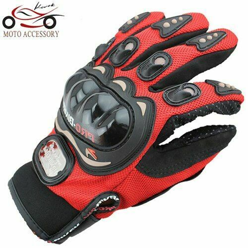 Motorcycle Glove Cycling Biker Gloves Bicycle Hand Protection Motocross Guantes