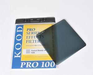 KOOD-100-Pro-serie-nd-4-Filtre-de-Densite-Neutre-Pour-Cokin-Z-systeme-ND4