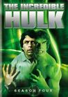 The Incredible Hulk - Season Four 4 Keepcase Region 1 DVD