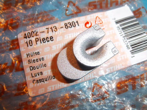 NEW STIHL TRIMMER EYELET FITS 25-2 HEADS 40027138301 OEM FREE SHIPPING