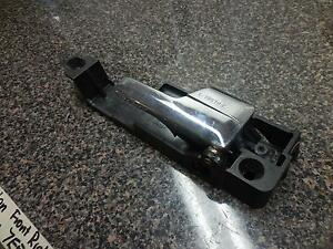 2007 ford fusion front right door handle interior chrome