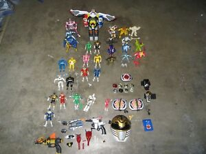 Énorme lot de Power Rangers