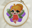 DMC-Huge-Modern-Offer-Cross-Stitch-Embroidery-Pattern-Kit-PDF-Chat-14-Count thumbnail 18