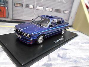 BMW-serie-5er-m535i-535-LIMOUSINE-BLU-BLUE-MET-e12-1978-RAR-NEO-resina-1-43