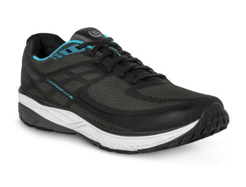 Size 7 US 38 EU Black // Blue Topo Athletic Women/'s Ultrafly 2 Running Shoe