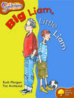Oxford Reading Tree: Level 8: Snapdragons: Big Liam, Little Liam by Ruth Morgan (Paperback, 2004)