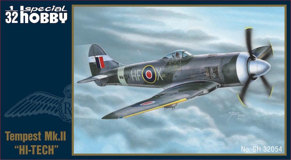 Special Hobby 1 32 Hawker Tempest Mk.II Hi-Tech