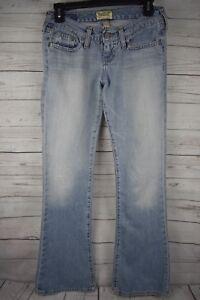 Abercrombie-amp-Fitch-Jeans-Light-Wash-100-Cotton-Denim-Womens-Size-00R
