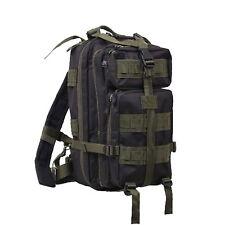 EMS BAG EMT BAG   Paramedic Medical Medium Transport Back Pack Black Olive  NEW