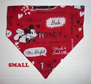 Disney Dog Collar Mickey Mouse