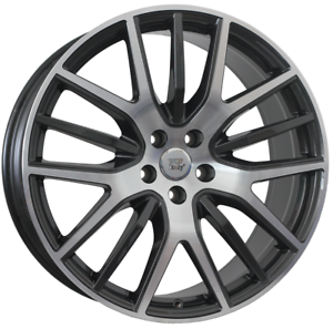 1x-21-inch-x-9-FLORENCE-Wheel-MASERATI-LEVANTE-OEM-COMPATIBLE-ITALY