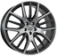 1x-21-inch-x-9-FLORENCE-Wheel-MASERATI-LEVANTE-OEM-COMPATIBLE-ITALY thumbnail 1