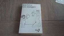 LES MASQUES / REGIS DEBRAY