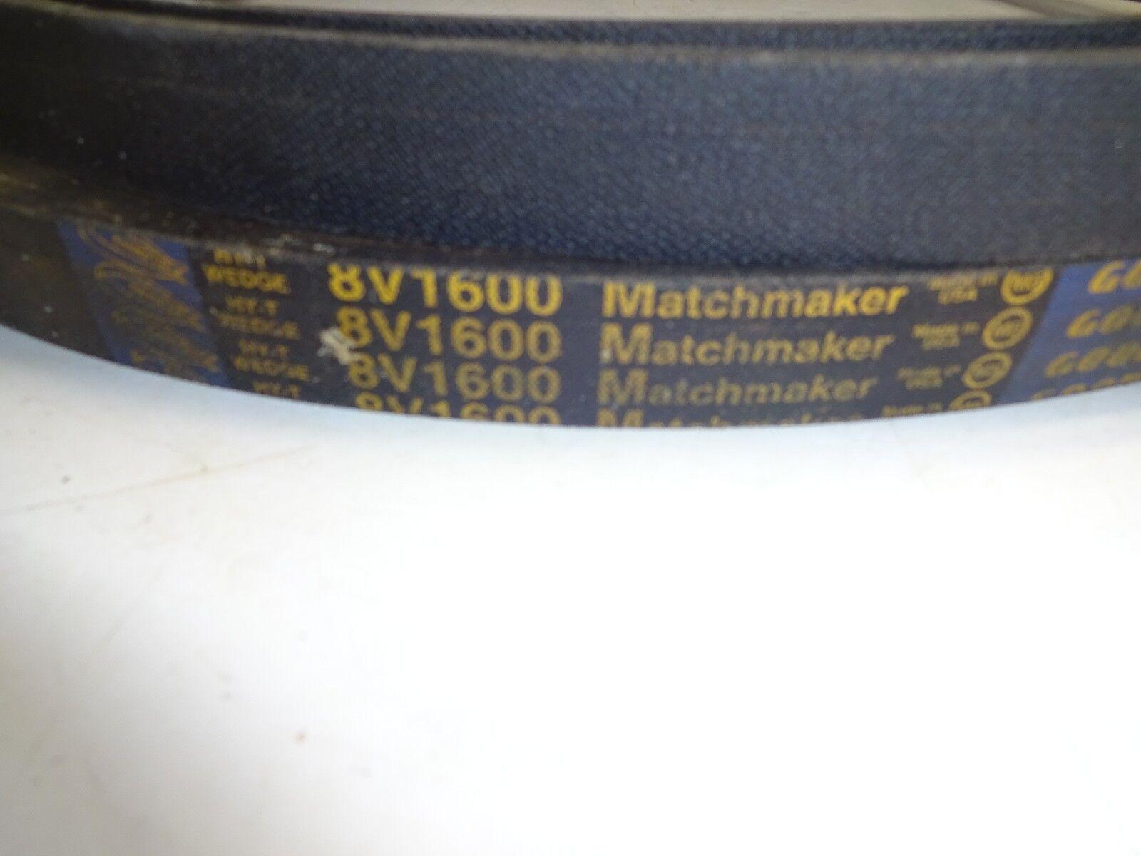 GOODYEAR 8V1600 WEDGE V-BELT