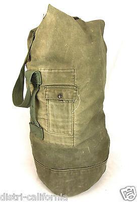 US ARMY Sac Duffel militaire Americain Duffle Bag Guerre du Vietnam