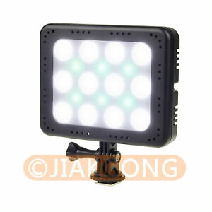 ZF-C18 Color LED Video Light Photography Light