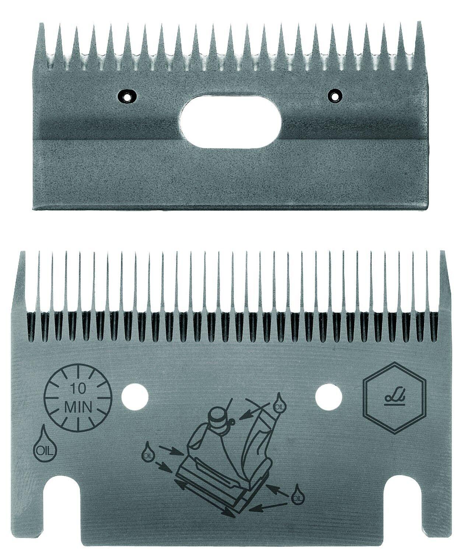 Lister Schermaschine Cutli weiß Pferdeschermaschine + Messersatz LI LI Messersatz 102 ba8990