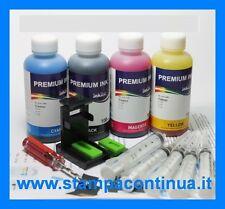 Kit tinta 400ml InkTec recarga cartuchos Canon PG - 540 / CL- 541