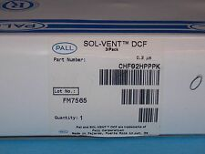Pall Sol Vent Dcf Chf92hpppk 3pack New In The Box